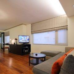 Отель Siri Sathorn Hotel Таиланд, Бангкок - 1 отзыв об отеле, цены и фото номеров - забронировать отель Siri Sathorn Hotel онлайн комната для гостей фото 4