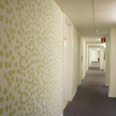Отель Slottsskogens Vandrarhem & Hotell интерьер отеля фото 3