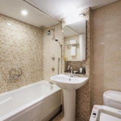 Отель Riviera Южная Корея, Сеул - 1 отзыв об отеле, цены и фото номеров - забронировать отель Riviera онлайн ванная