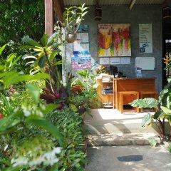 Отель Andawa Lanta House Таиланд, Ланта - отзывы, цены и фото номеров - забронировать отель Andawa Lanta House онлайн интерьер отеля фото 2