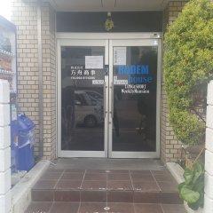 Отель Rodem House Фукуока банкомат