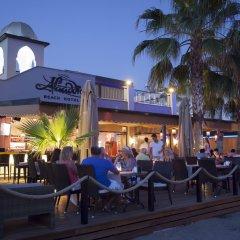 Отель Alaaddin Beach Аланья развлечения