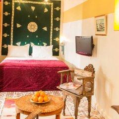 Отель Dar El Kébira Марокко, Рабат - отзывы, цены и фото номеров - забронировать отель Dar El Kébira онлайн комната для гостей фото 2