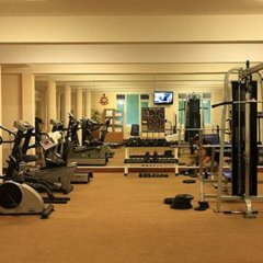 Palace Hotel фитнесс-зал