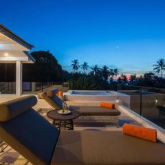 Отель Luxury Villa Pina Colada бассейн