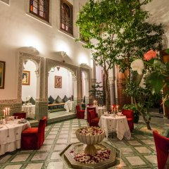 Отель Dar Al Andalous Марокко, Фес - отзывы, цены и фото номеров - забронировать отель Dar Al Andalous онлайн питание фото 2