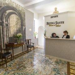 Отель Royal Suite Trinita Dei Monti Rome интерьер отеля фото 3