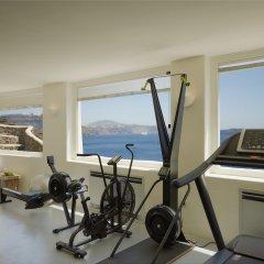 Mystique, a Luxury Collection Hotel, Santorini фитнесс-зал