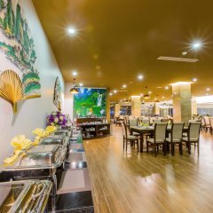 Отель Moon Bay Ha Long питание