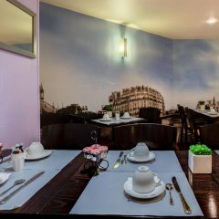 Отель Best Western Nouvel Orleans Montparnasse Париж в номере