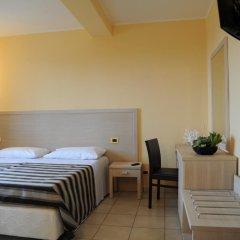 Отель Bulla Regia Фонтане-Бьянке сейф в номере