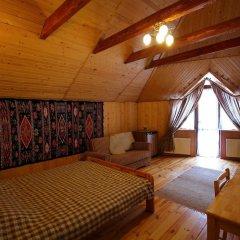 Семейный отель Горный Прутец комната для гостей фото 6
