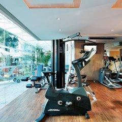 Centara Pattaya Hotel фитнесс-зал фото 3