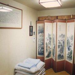 Отель Tea Hanok Guesthouse комната для гостей