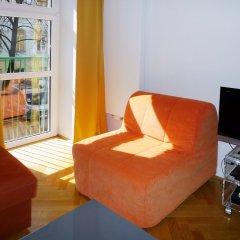 Апартаменты City Apartments Vienna - Stuwerstraße комната для гостей фото 3