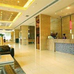 Отель Zhongshan Plainvim Fashion Business Hotel Китай, Чжуншань - отзывы, цены и фото номеров - забронировать отель Zhongshan Plainvim Fashion Business Hotel онлайн интерьер отеля фото 3