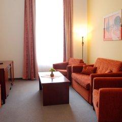 Lázenský hotel Sadový Pramen комната для гостей фото 3