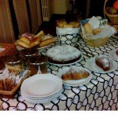 Отель Crespi House Парабьяго питание фото 3