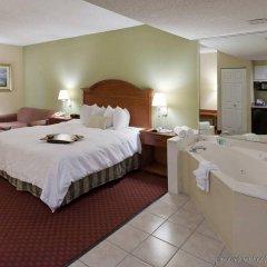 Отель Hampton Inn Concord/Kannapolis спа