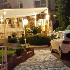 Отель Halici Otel Marmaris парковка