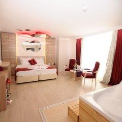 Dora Beach Hotel комната для гостей