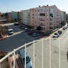 Gizem Pansiyon Турция, Канаккале - отзывы, цены и фото номеров - забронировать отель Gizem Pansiyon онлайн балкон