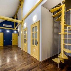 Park Plus Hostel интерьер отеля фото 2