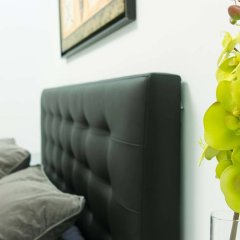 Отель Apartamento Lagun Concha Beach Испания, Сан-Себастьян - отзывы, цены и фото номеров - забронировать отель Apartamento Lagun Concha Beach онлайн комната для гостей фото 2