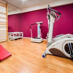 Park Sedo Benstar Hotel Group фитнесс-зал