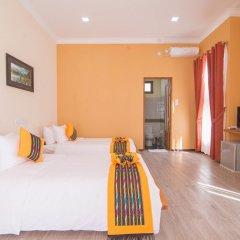 Отель Royal Airstrip Hotel Мьянма, Хехо - отзывы, цены и фото номеров - забронировать отель Royal Airstrip Hotel онлайн комната для гостей фото 2