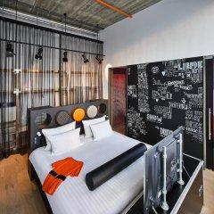 Отель Jaz Amsterdam Амстердам комната для гостей фото 5