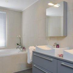 Отель B&B Nouvelle Vie Бельгия, Брюссель - отзывы, цены и фото номеров - забронировать отель B&B Nouvelle Vie онлайн ванная