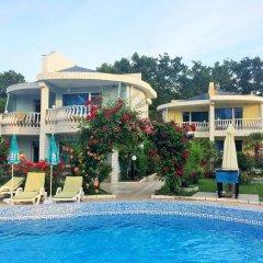 Отель Jasmin бассейн