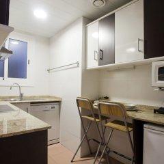 Апартаменты Espai Barcelona Camp Nou Apartment в номере