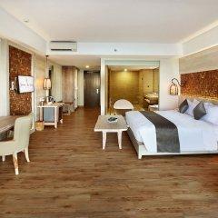 Отель Jimbaran Bay Beach Resort & Spa комната для гостей фото 3