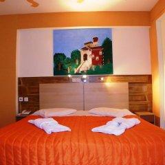 Отель Mirabelle Hotel Греция, Аргасио - отзывы, цены и фото номеров - забронировать отель Mirabelle Hotel онлайн комната для гостей фото 3