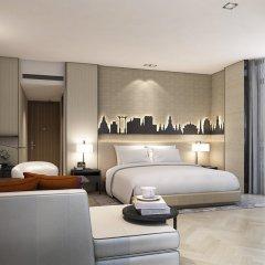 Отель Pathumwan Princess Бангкок комната для гостей фото 2