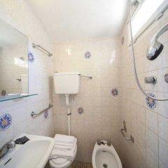 Отель Gamma Италия, Римини - отзывы, цены и фото номеров - забронировать отель Gamma онлайн ванная