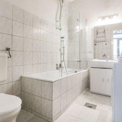 Отель Wesselenyi 2 Apartment Венгрия, Будапешт - отзывы, цены и фото номеров - забронировать отель Wesselenyi 2 Apartment онлайн ванная