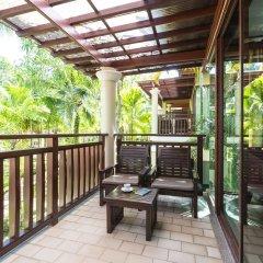 Отель Khaolak Bay Front Resort балкон