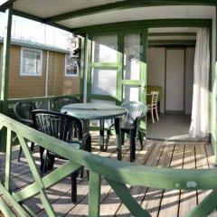 Отель Coll Vert Camping балкон