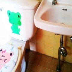 Отель Peterpan Guest House Южная Корея, Тэгу - отзывы, цены и фото номеров - забронировать отель Peterpan Guest House онлайн ванная