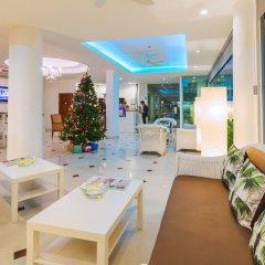 Отель Zing Resort & Spa Таиланд, Паттайя - 11 отзывов об отеле, цены и фото номеров - забронировать отель Zing Resort & Spa онлайн бассейн