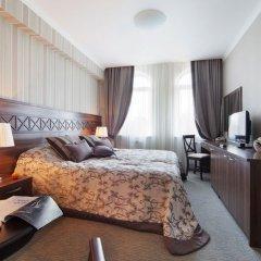 Гостиница Пале Рояль 4* Стандартный номер двуспальная кровать фото 8