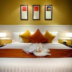 Отель Novotel Phuket Surin Beach Resort 4* Стандартный номер с различными типами кроватей фото 6