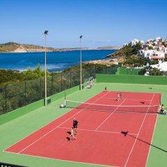 Отель Carema Club Resort спортивное сооружение