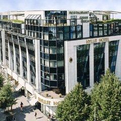 Отель Hyllit Hotel Бельгия, Антверпен - 1 отзыв об отеле, цены и фото номеров - забронировать отель Hyllit Hotel онлайн балкон