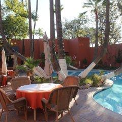 Hotel Palacio Azteca бассейн фото 3