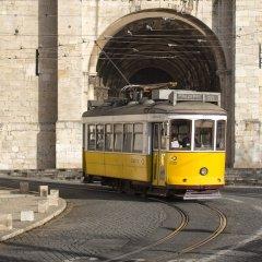 Отель Jupiter Lisboa Hotel Португалия, Лиссабон - отзывы, цены и фото номеров - забронировать отель Jupiter Lisboa Hotel онлайн городской автобус