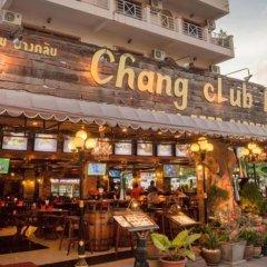 Отель Chang Club гостиничный бар